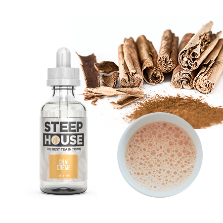 STEEP HOUSE  CHAI CREAM(チャイクリーム) 60ml