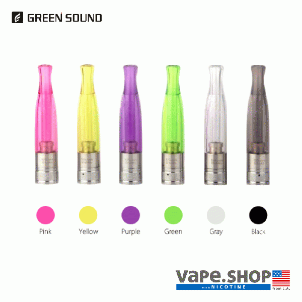 GreenSound H2S Atomizer 1.8ohm