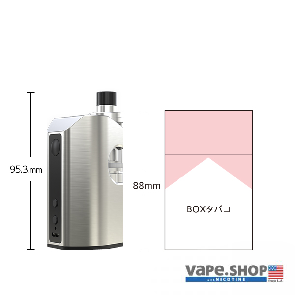 Eleaf ASTER RT with MELO RT22 kit