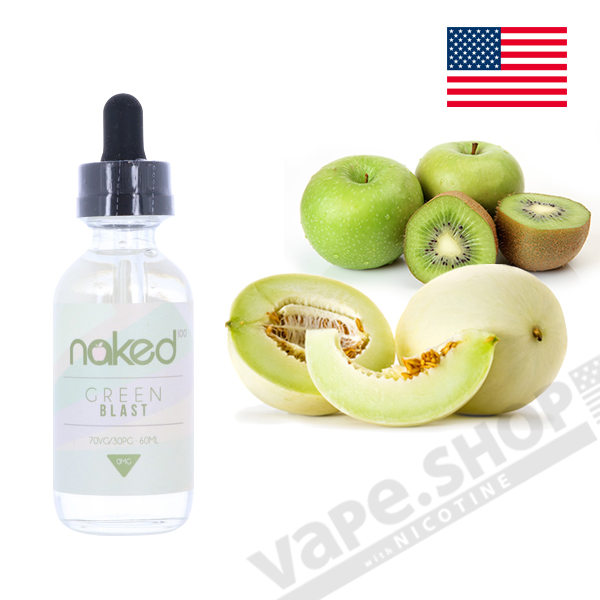 Naked100 Green Blast 60ml