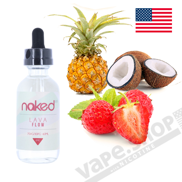 Naked100 Lava Flow 60ml