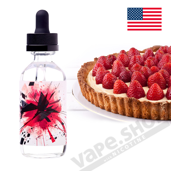 nktr SOUR STRAWBERRY 60ml