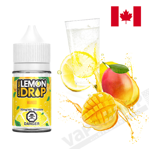 Lemon Drop Salt Mango 30ml