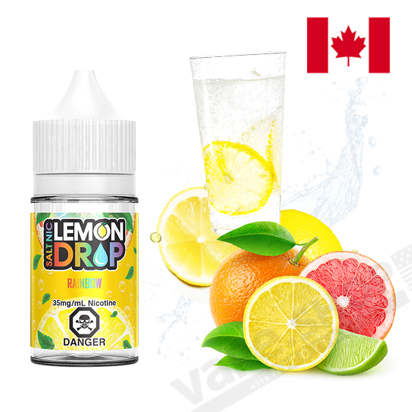 Lemon Drop Salt Rainbow 30ml