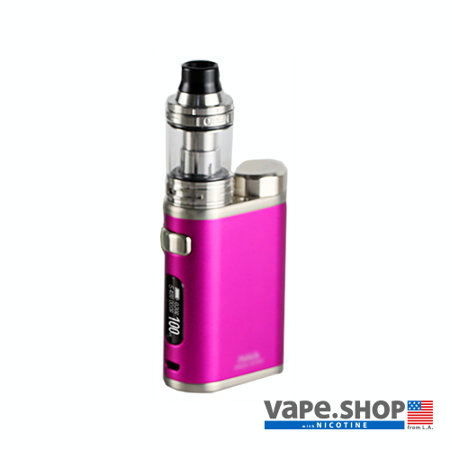 Eleaf iStick Pico 21700 Kit ローズピンク