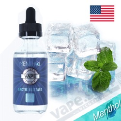 Vape Lab Menthol Arctic Blizzard 60ml