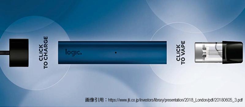 JTが米国大手電子タバコ会社Logic Technology Development LLCを