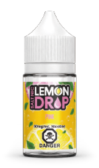 Lemon Drop Salt Pink