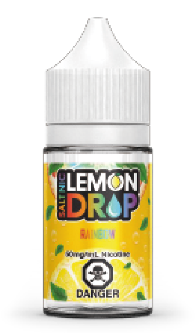 Lemon Drop Salt Rainbow