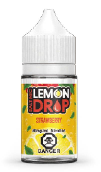 Lemon Drop Salt Strawberry